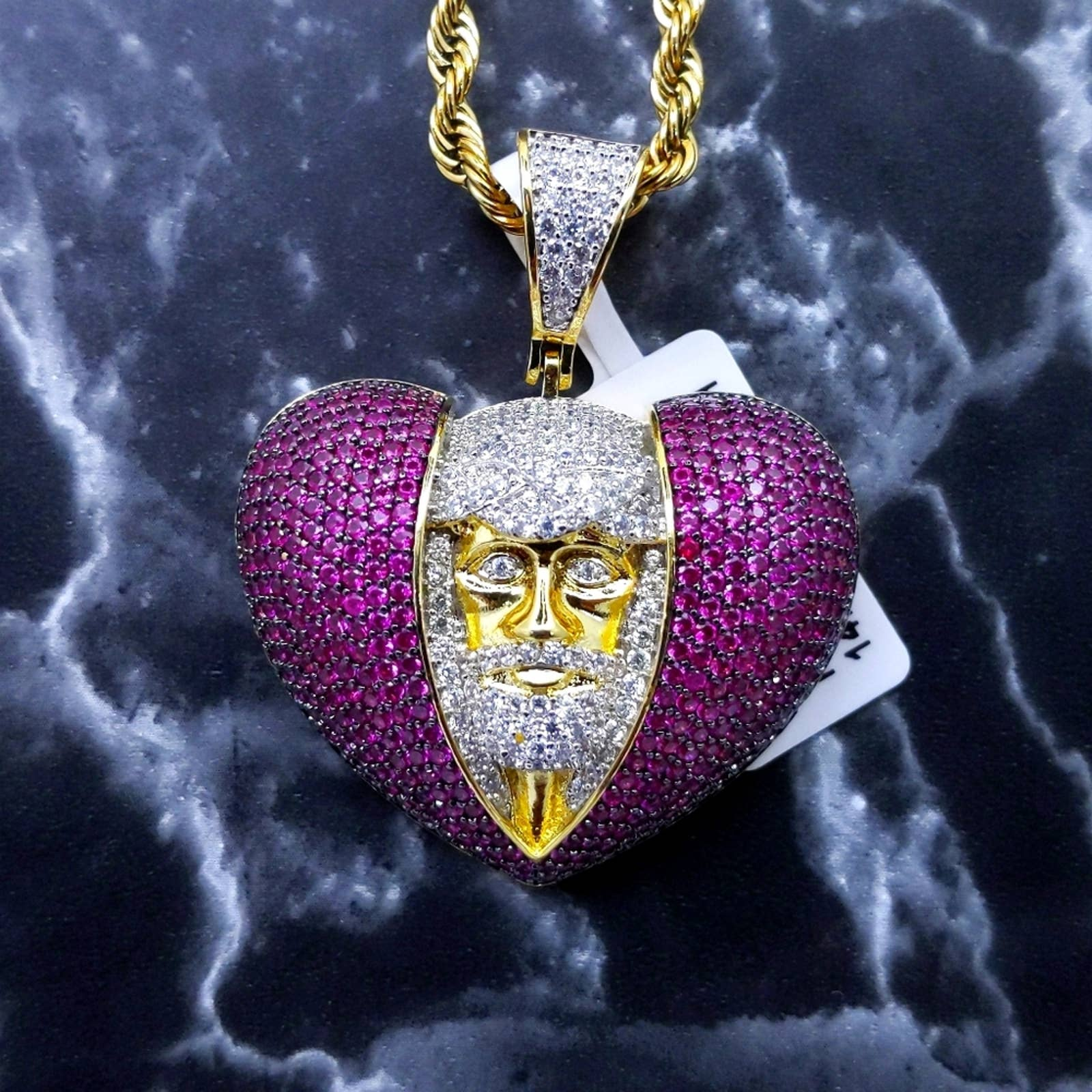 Product Image 1 - New Icy Supreme Quality 14K