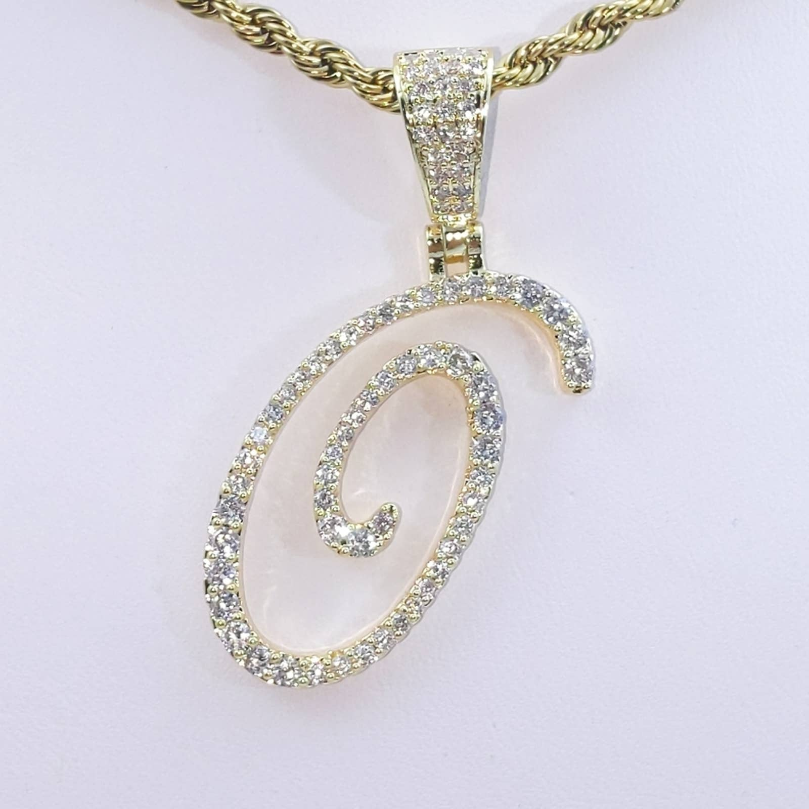 Product Image 1 - Brand New Icy 14K Gold