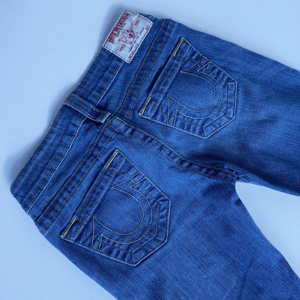 Product Image 1 - True Religion Blue Jeans  FREE SHIPPING