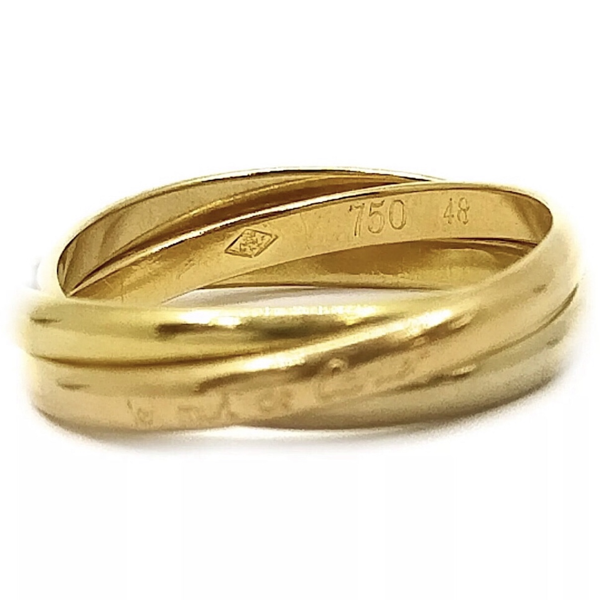 Product Image 1 - Authentic Cartier Trinity Ring  Main Color