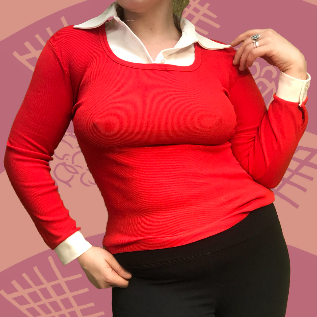 Product Image 1 - Another amazing faux layered top
