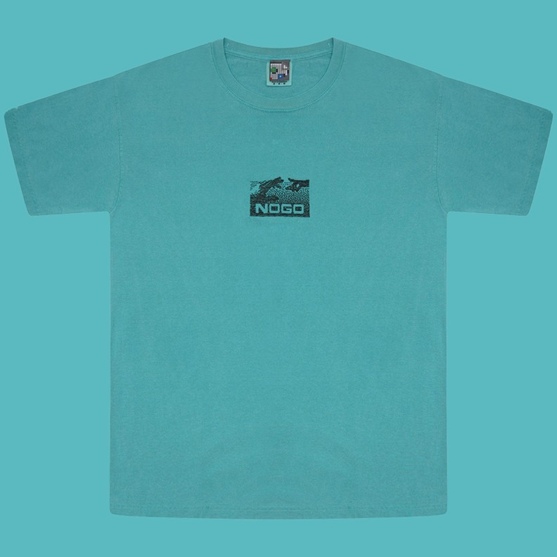 Product Image 1 - ARCHIVE Nokia tee  Black Pixels; Green
