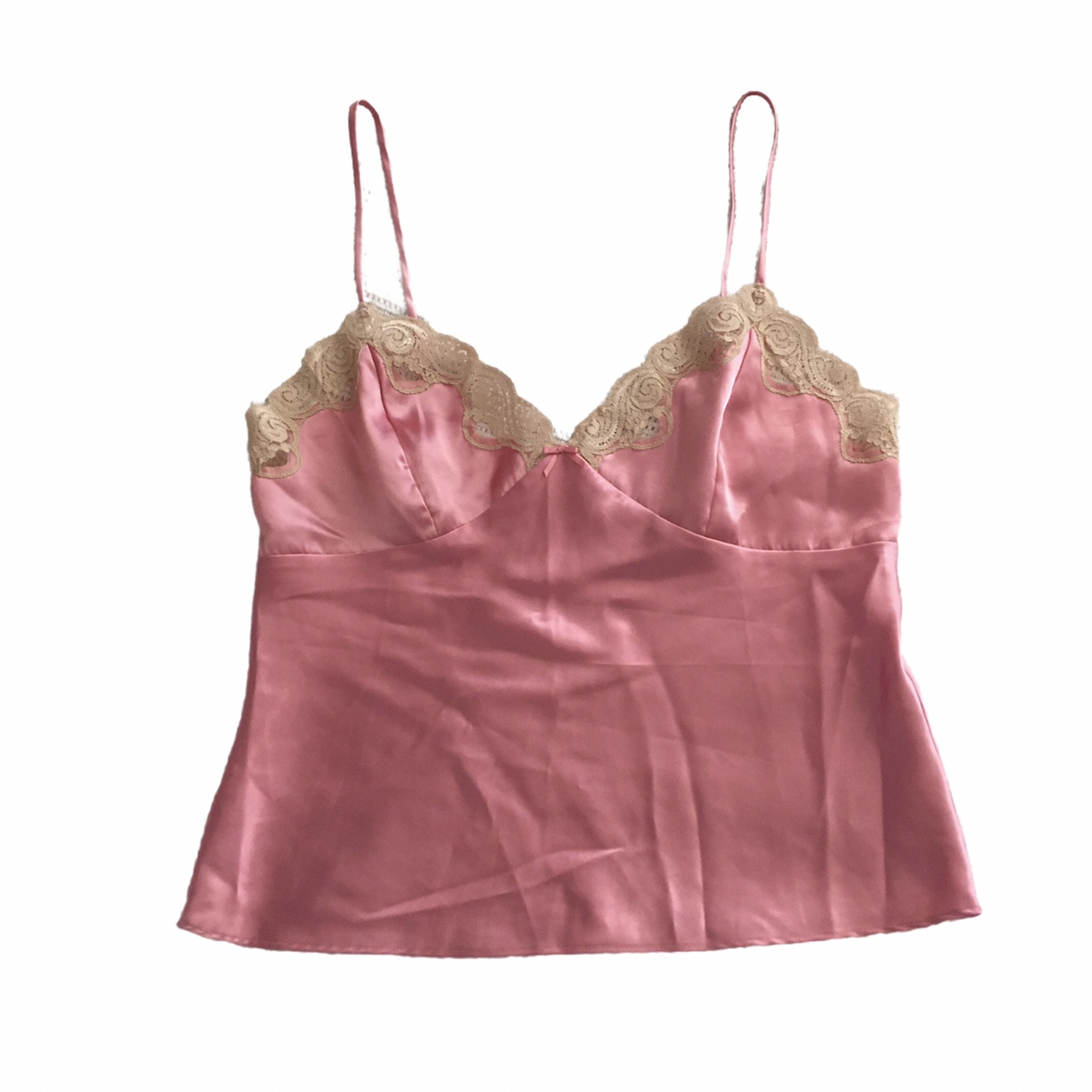 Product Image 1 - Pink slip top ♥︎🩰 Pink satiny
