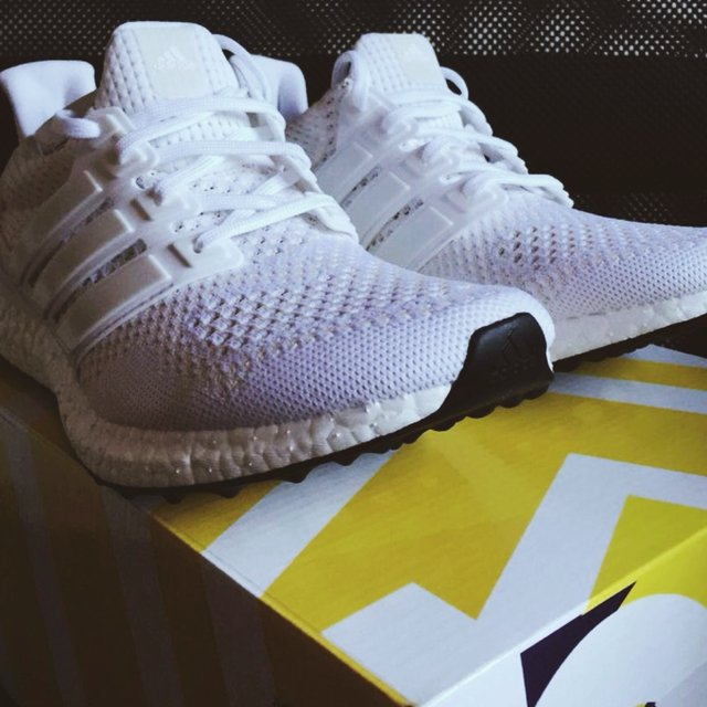Adidas Ultra Boost White Footlocker