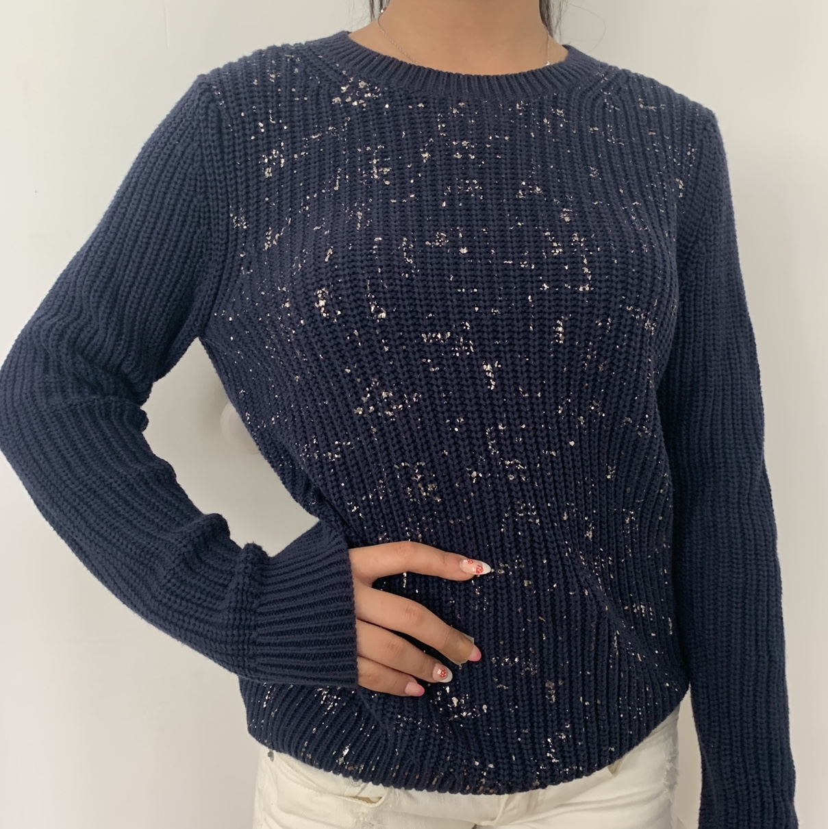 Product Image 1 - GAP SWEATER- has little gold