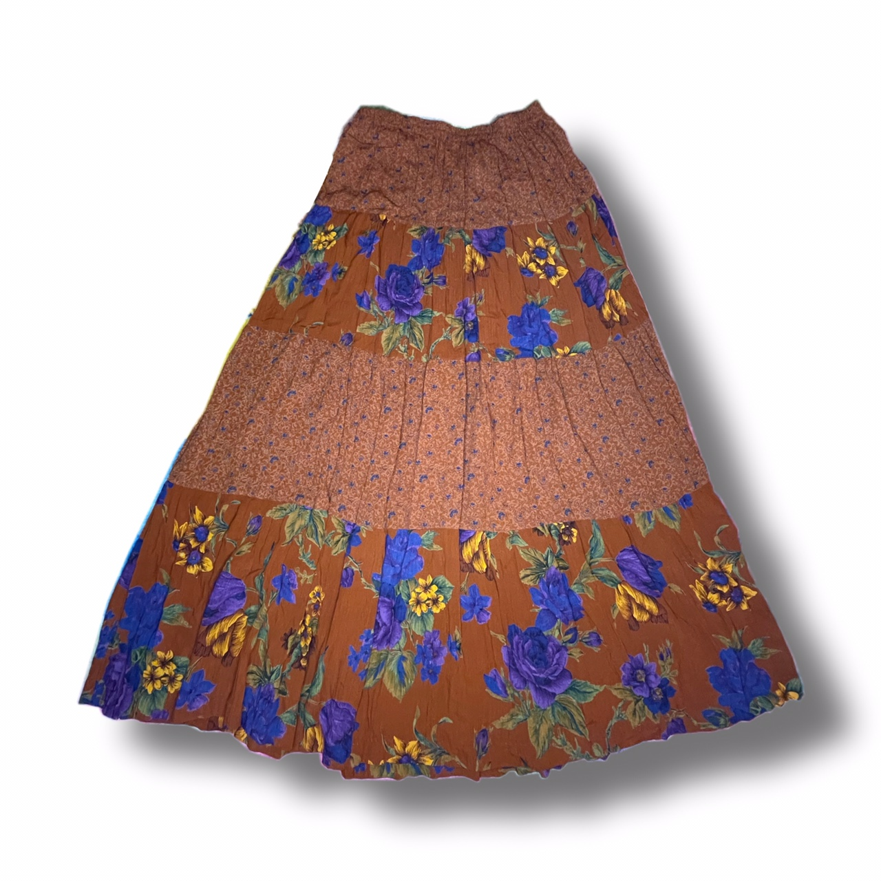 Product Image 1 - Hippie floral long pleated summer