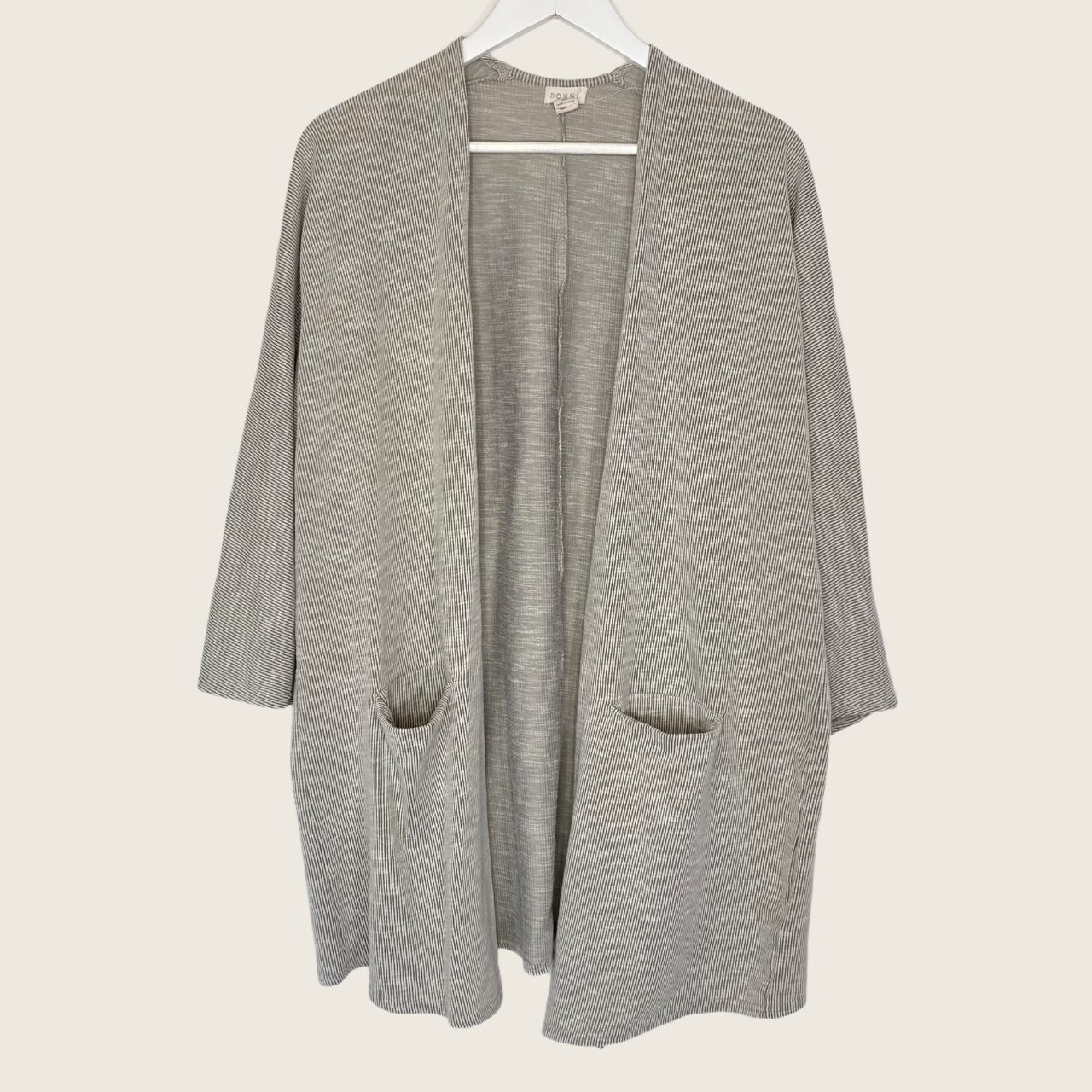 Product Image 1 - DONNI. Open Front Jersey Knit