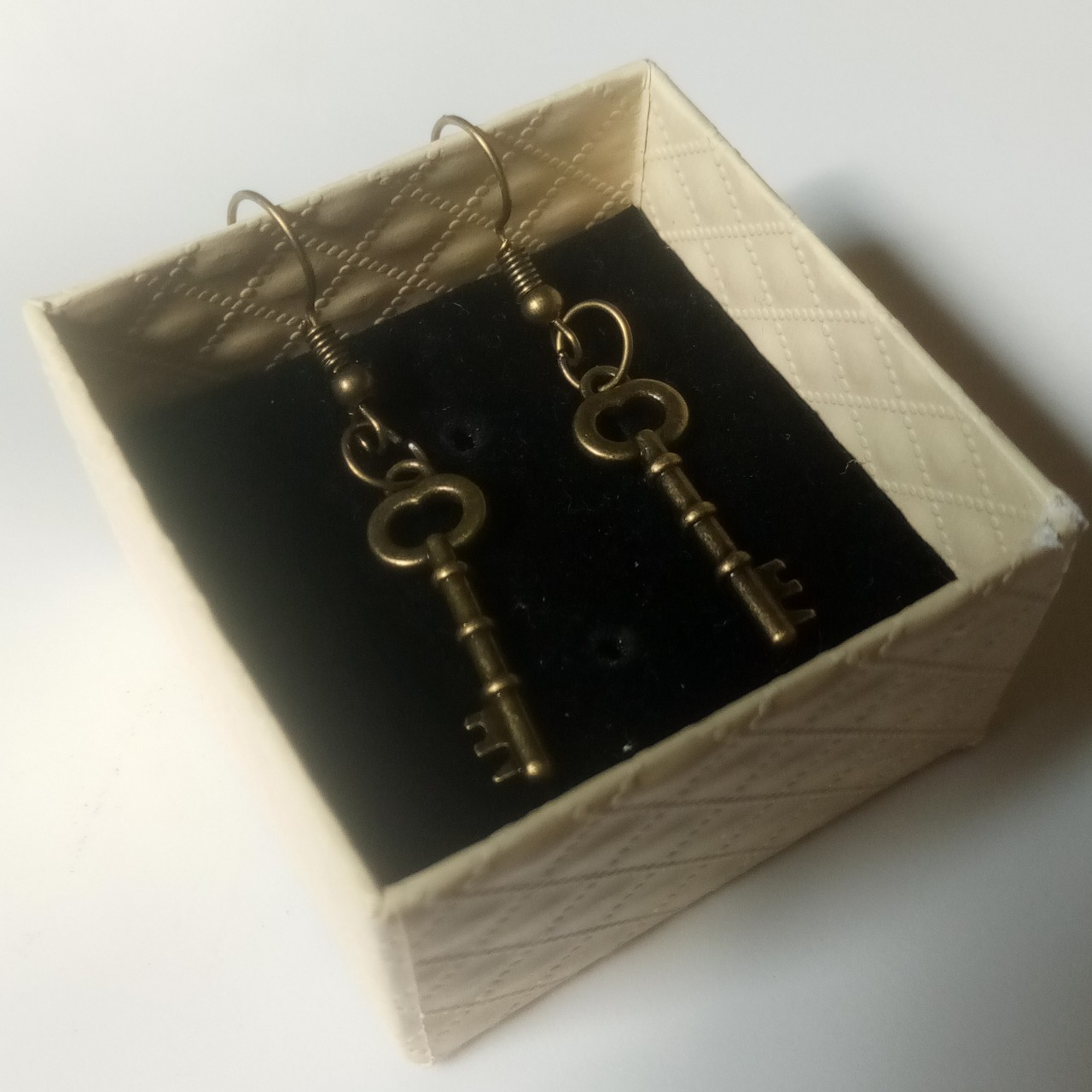 Product Image 1 - Key earrings  Nickle and lead free