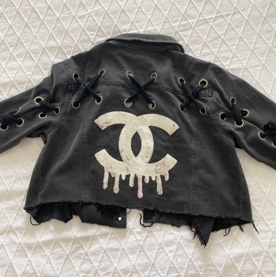 Product Image 1 - #chanel #custom #reworked ONE OF A