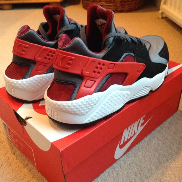 Otbkicks Nike Air Huarache Dark Greychallenge Nike Air Huarache France
