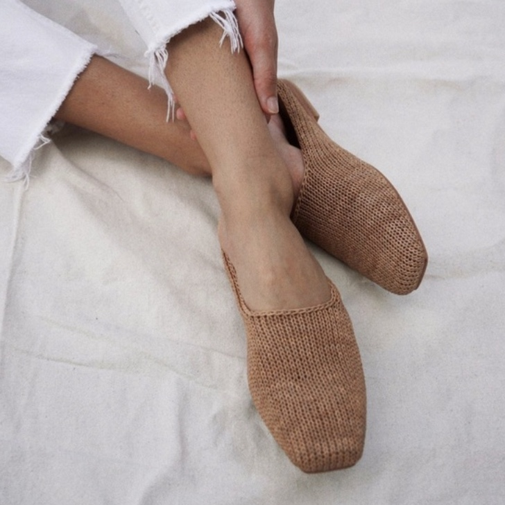 Product Image 1 - St. Agni, Mae knitted mules.