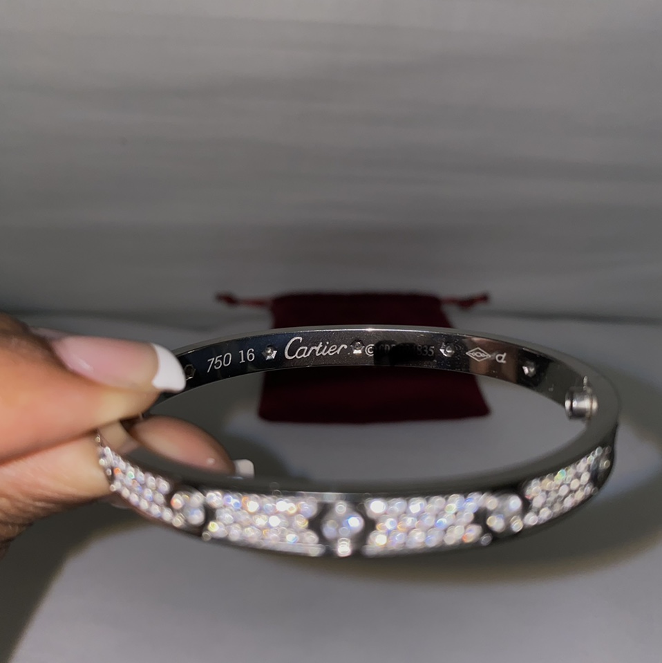 Product Image 1 - Gently used Cartier Love bracelet,