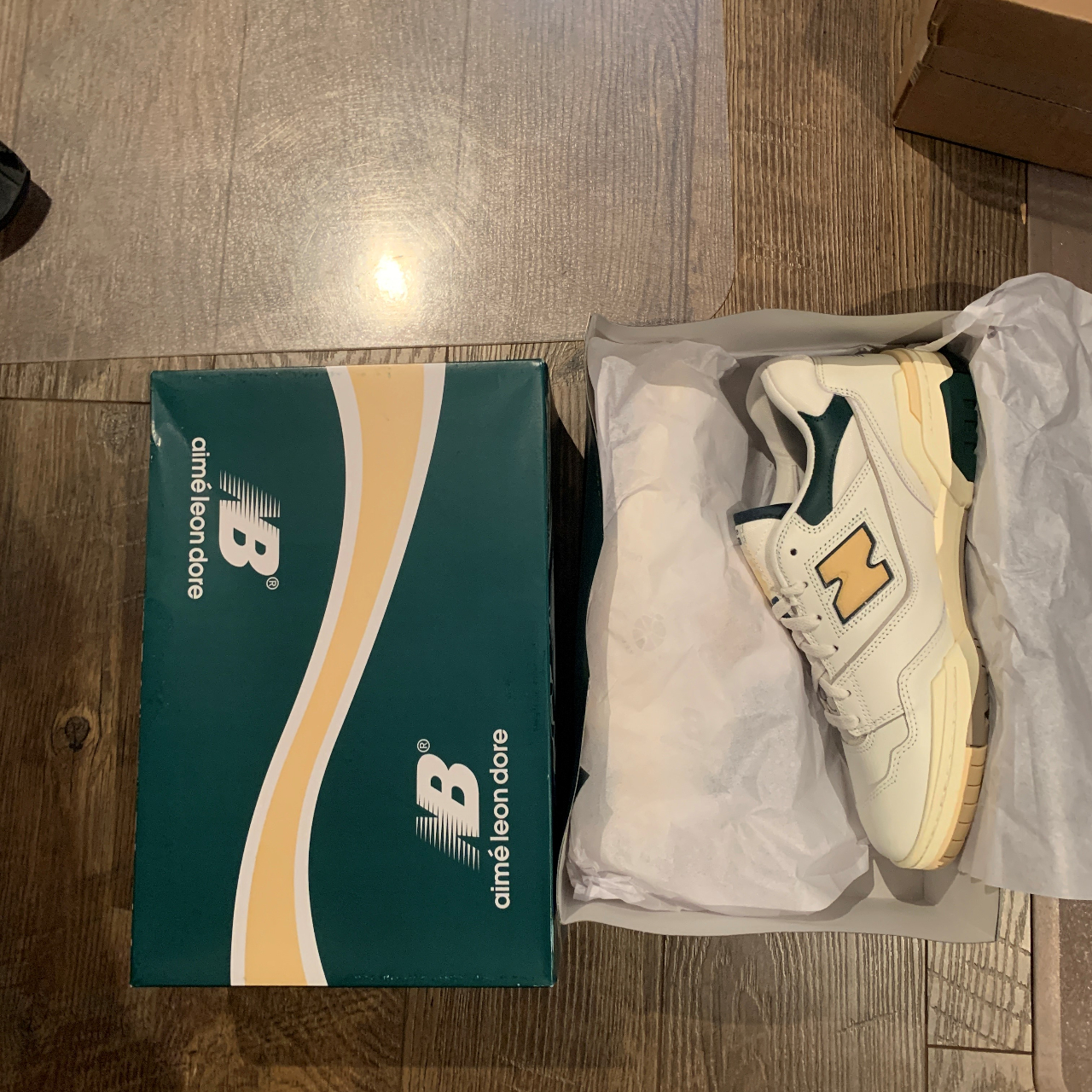 Product Image 1 - ALD x New Balance Natural