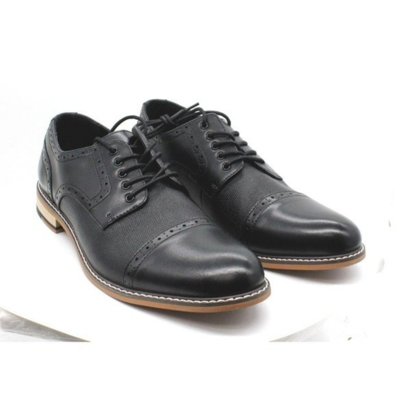 Product Image 1 - Bar Iii Men's Parker Leather