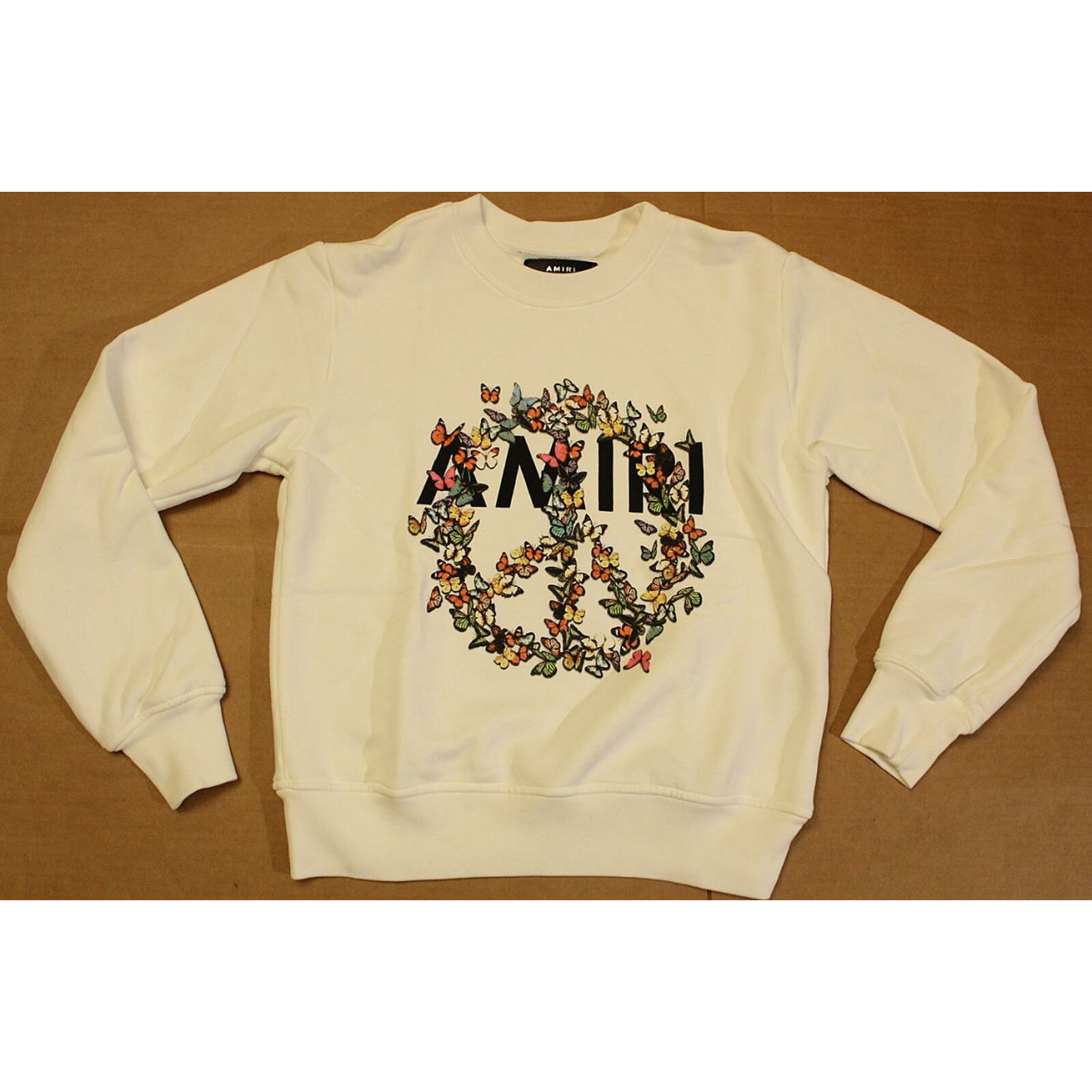 Product Image 1 - Amiri Women's L/S Peace Butterfly