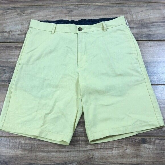 Product Image 1 - TailorByrd Collection Yellow Chino Shorts
