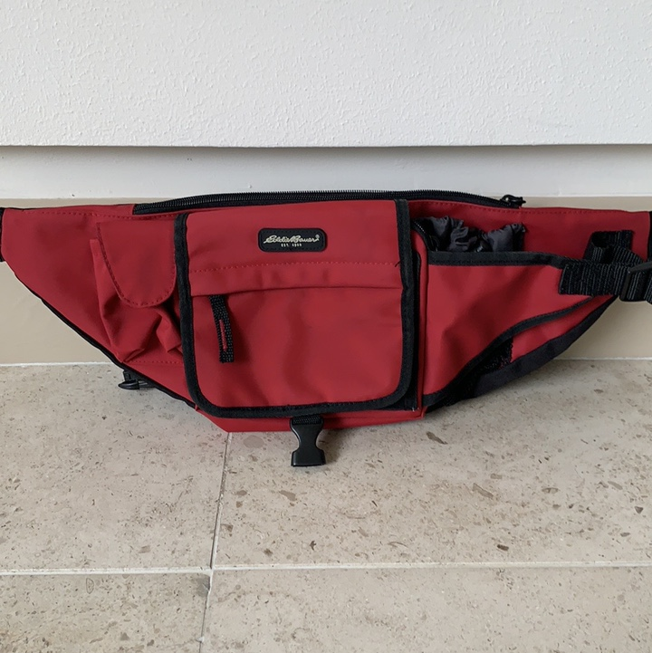 Product Image 1 - Eddie Bauer Fanny Pack- Red