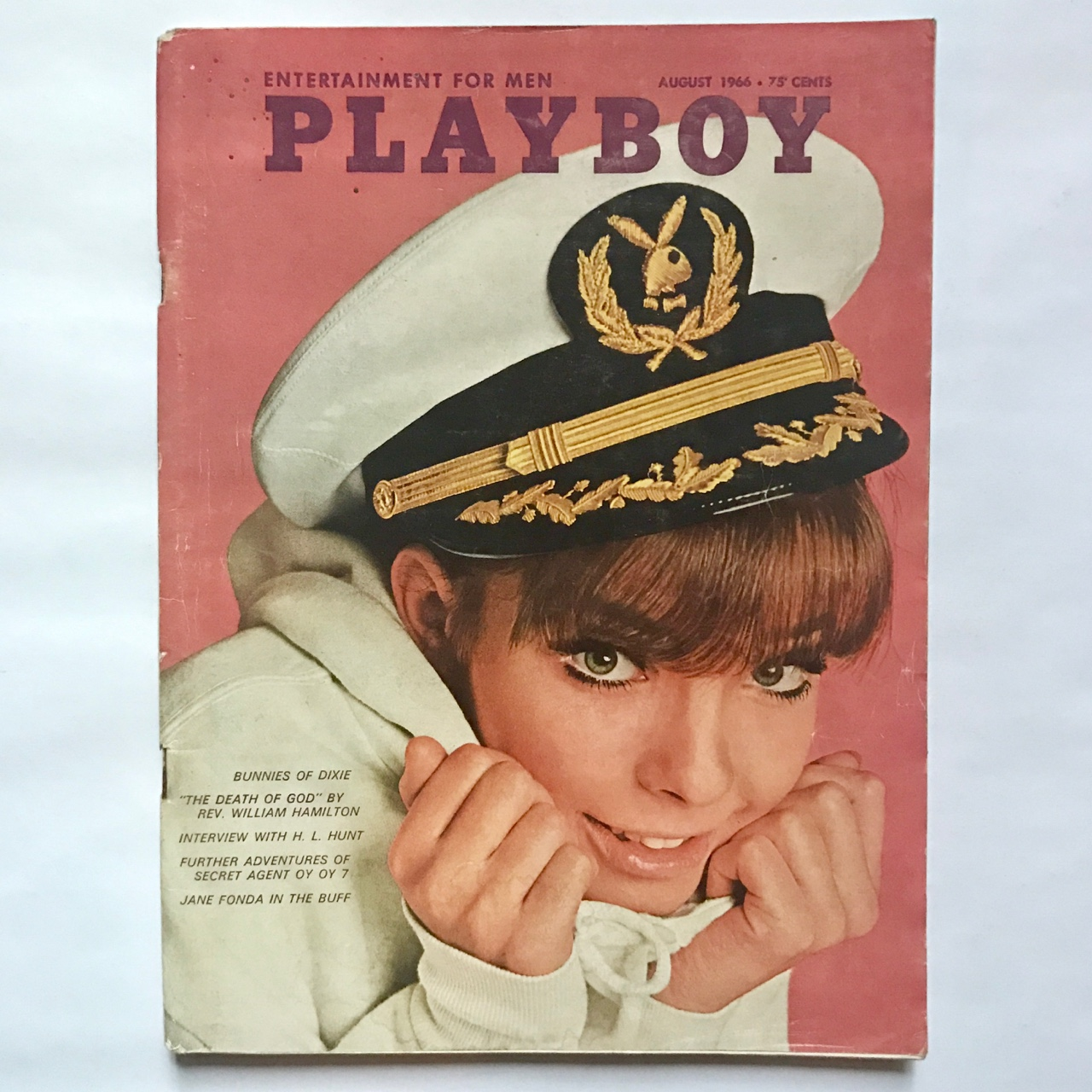 Product Image 1 - Playboy, August 1966. Includes a