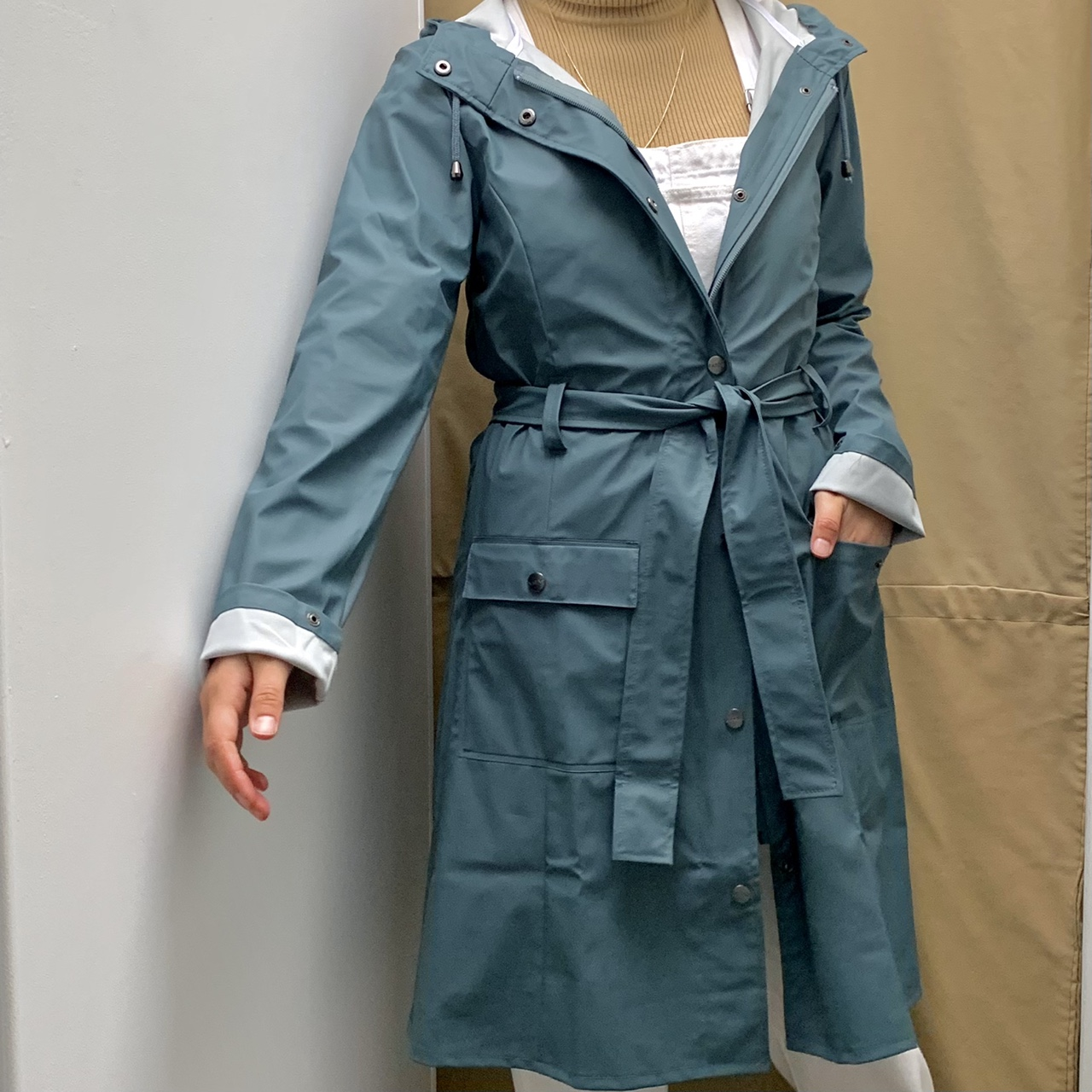 Product Image 1 - RAINS Curve Jacket in an