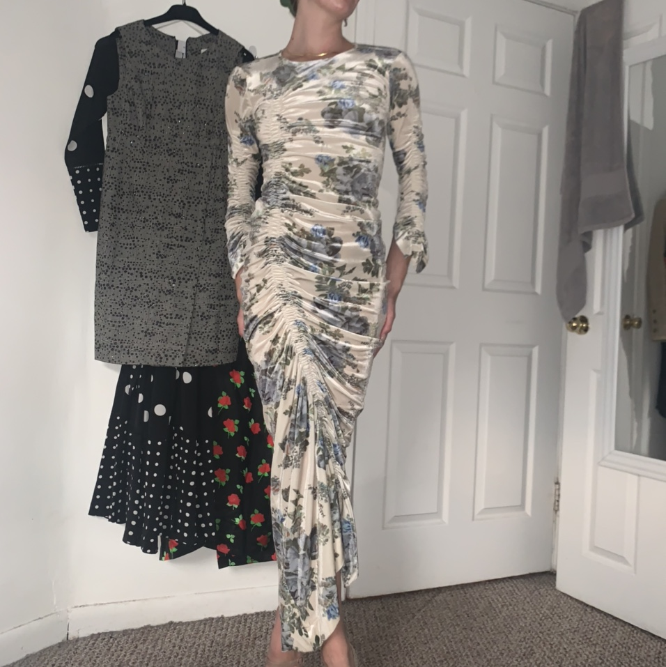 Product Image 1 - Amazing floral maxi dress with