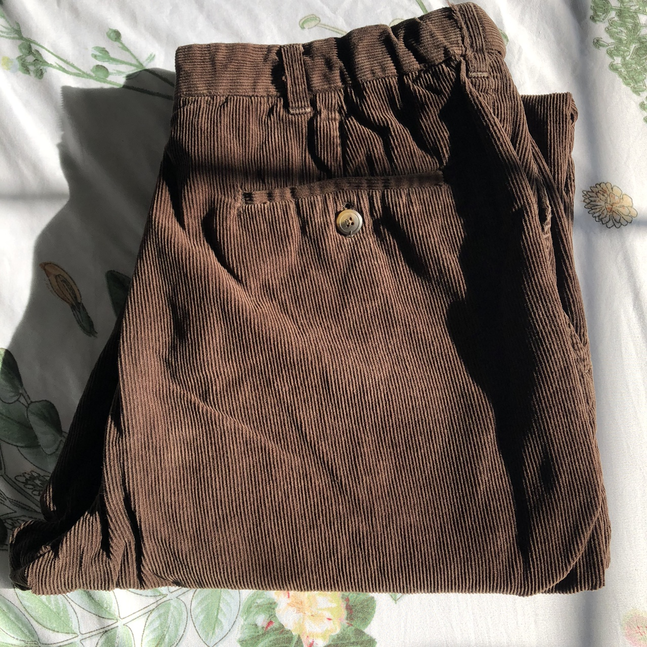 Product Image 1 - Vintage Corduroy Trousers   A nice