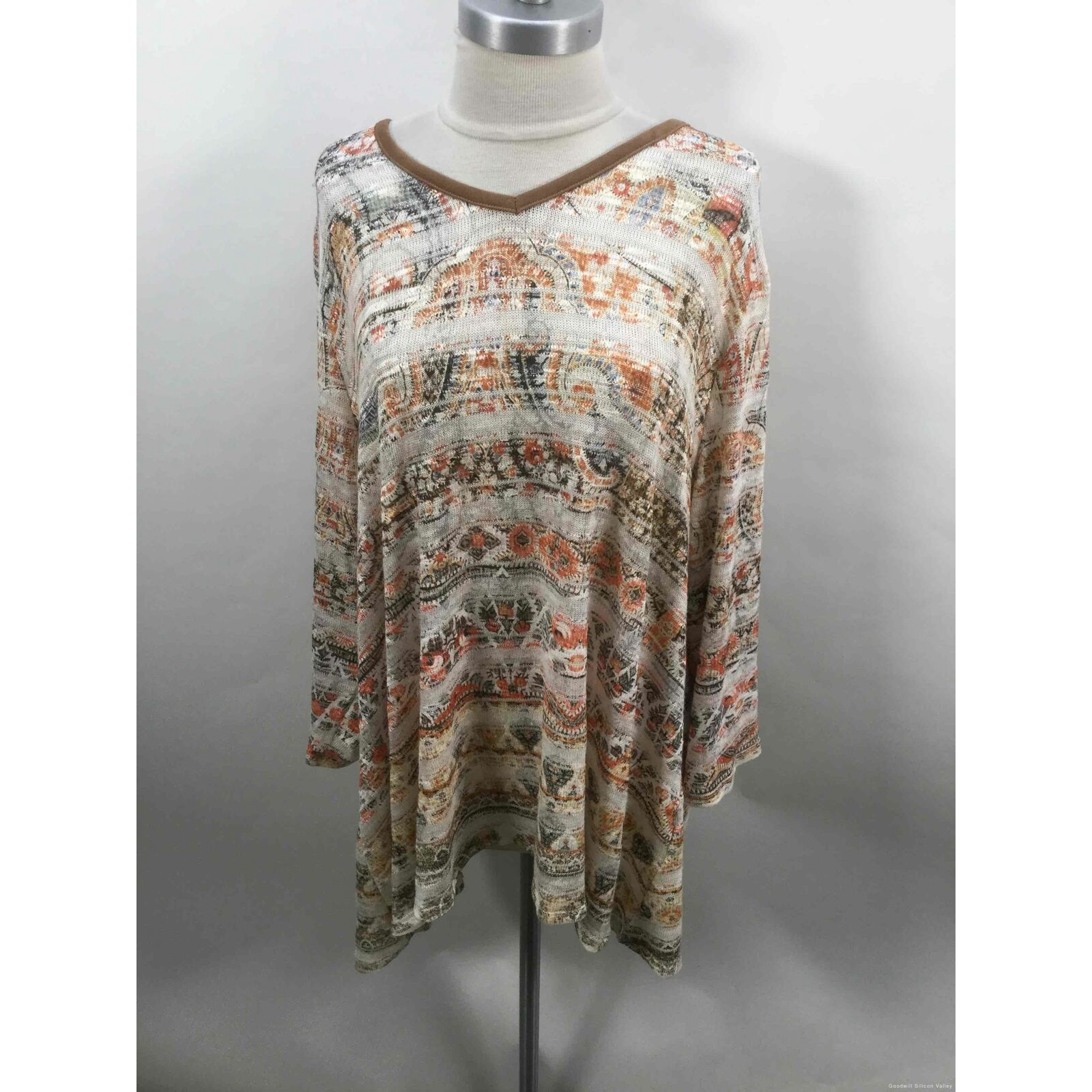 Product Image 1 - NWT Avenue Taupe Pattern Poly
