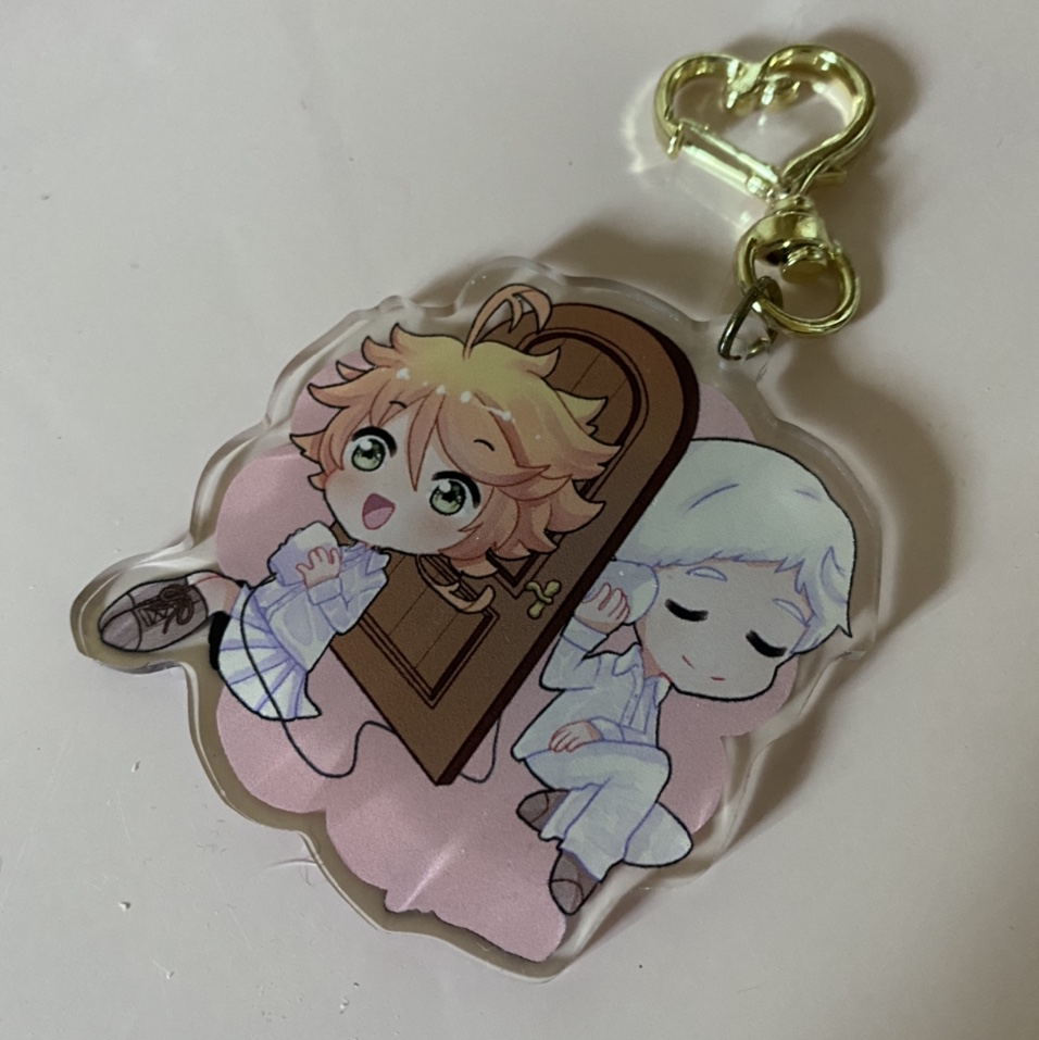 Product Image 1 - Promised Neverland Charm  🎀Free US Shipping🎀  Bought