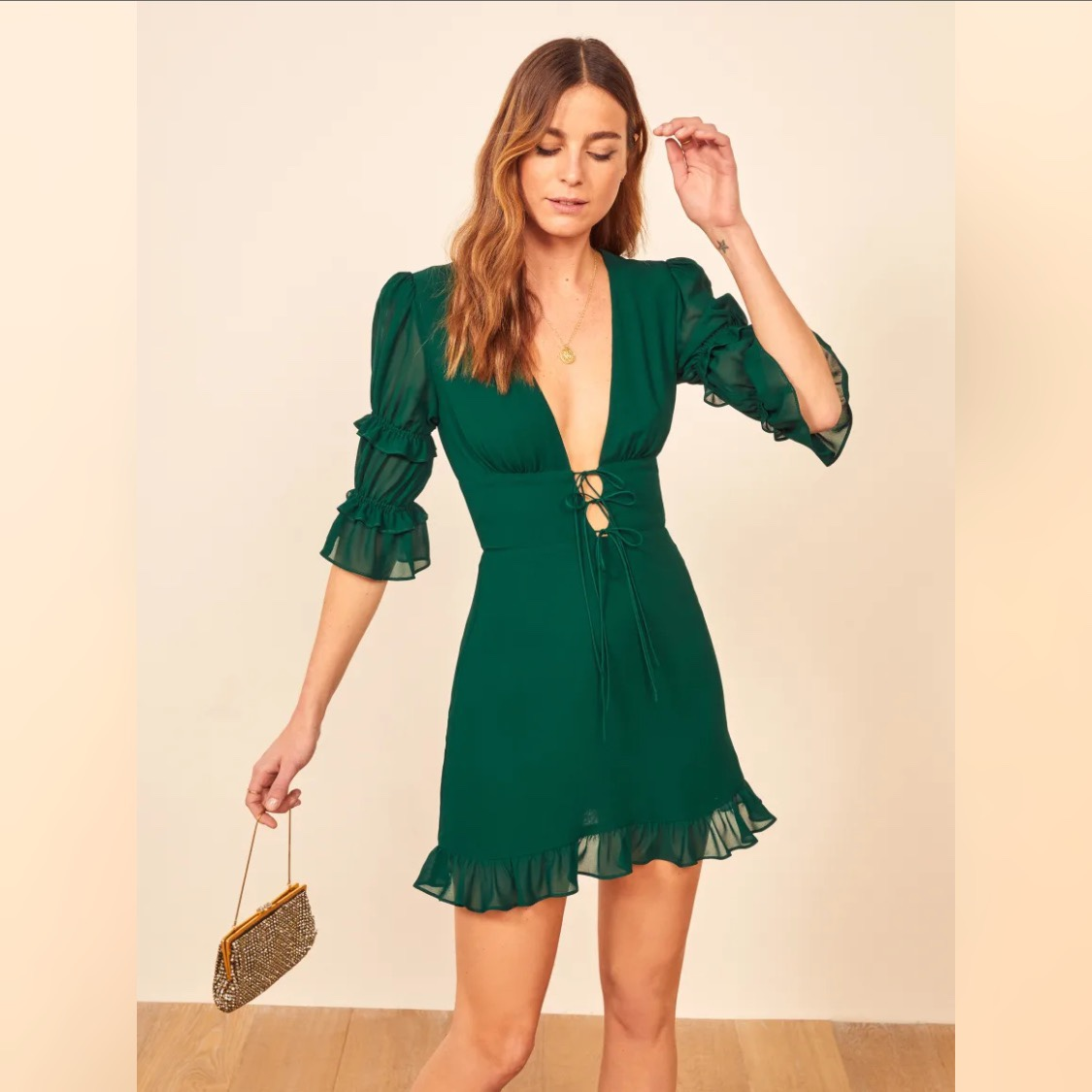 Product Image 1 - 👗 Reformation Laurelei dress in