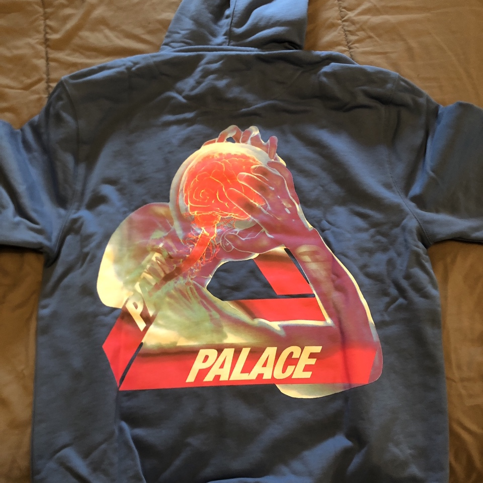 Product Image 1 - Blue Palace Hoodie SIZE M.