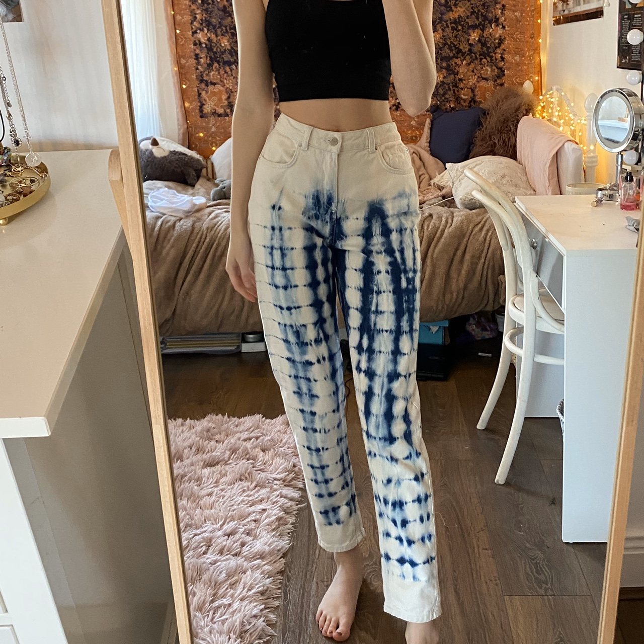 Product Image 1 - the coolest tie dye jeans!!