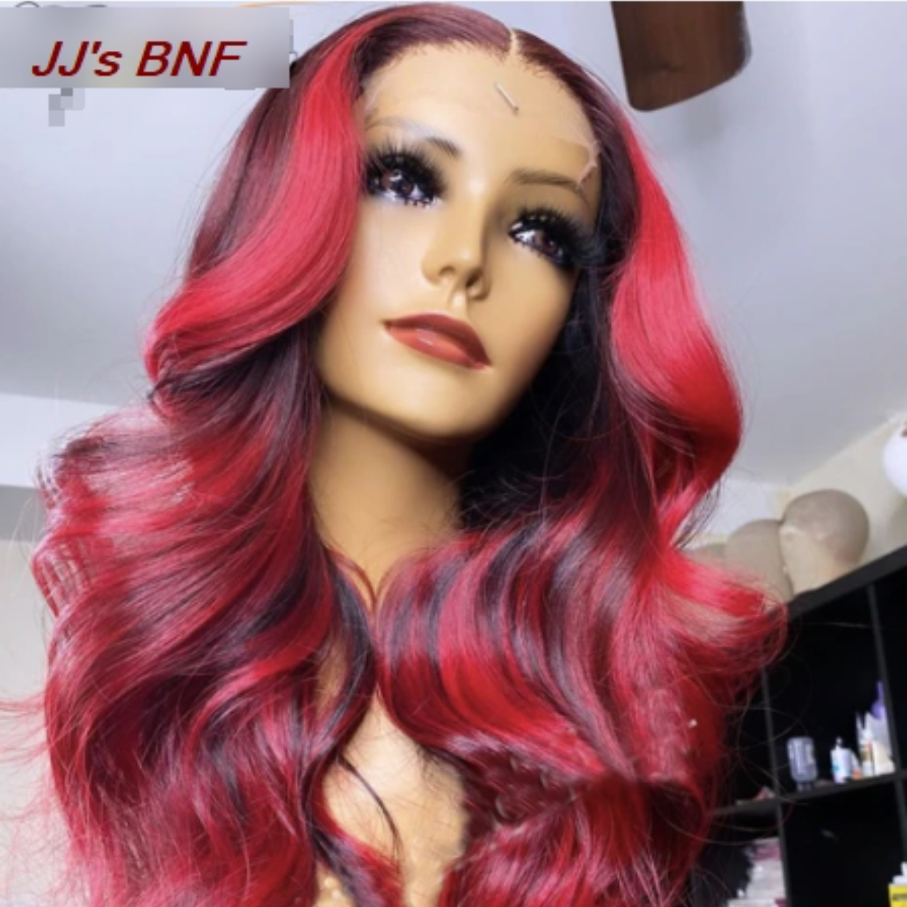 Product Image 1 - Body Wave Red with Burgundy