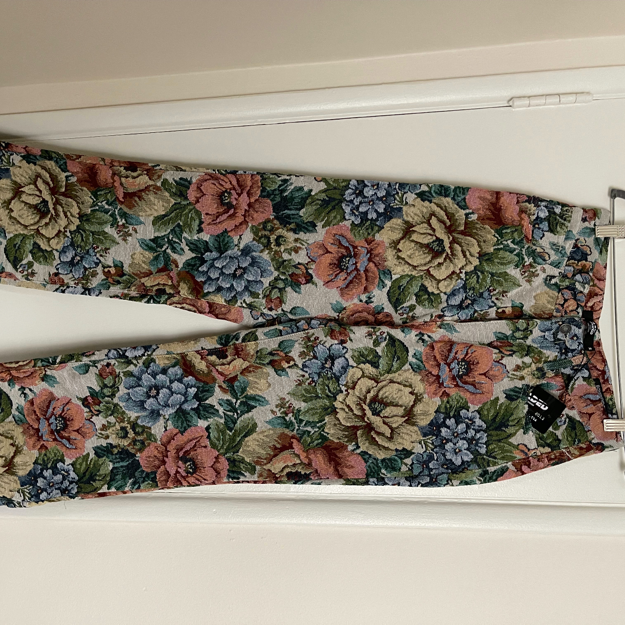 Product Image 1 - Jaded London Flower Jeans W26 Tag still attached
