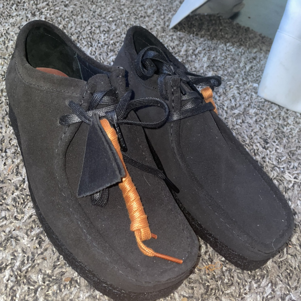 Product Image 1 - Brand new Clarks Wallabees m