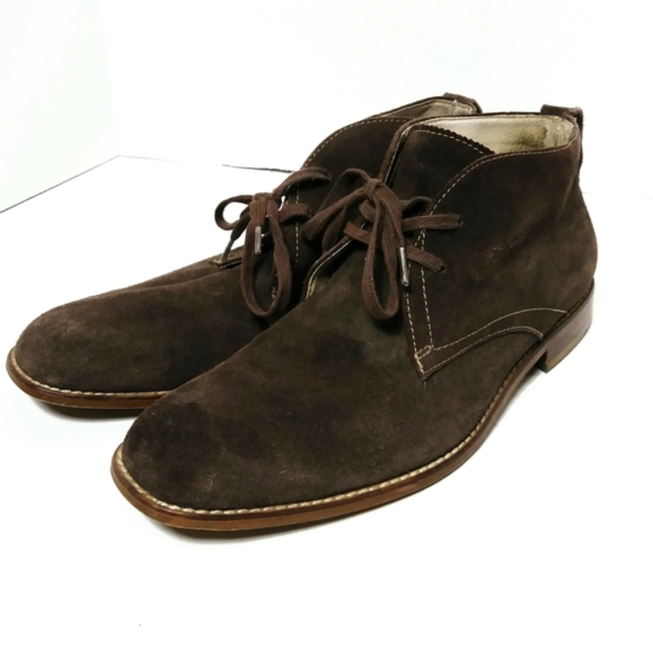 Product Image 1 - Stacey Adams brown suede lace