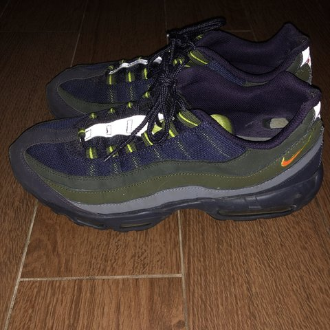 fbffbd2fcf @celinedijonvintage. 4 days ago. New York, United States. Nike Air Max 95,  size 12, good condition
