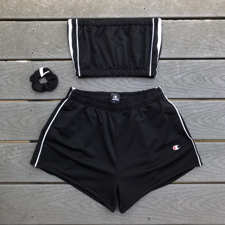 3d65c981dcfb Springsale black and white checkered two piece set ! Brand - Depop