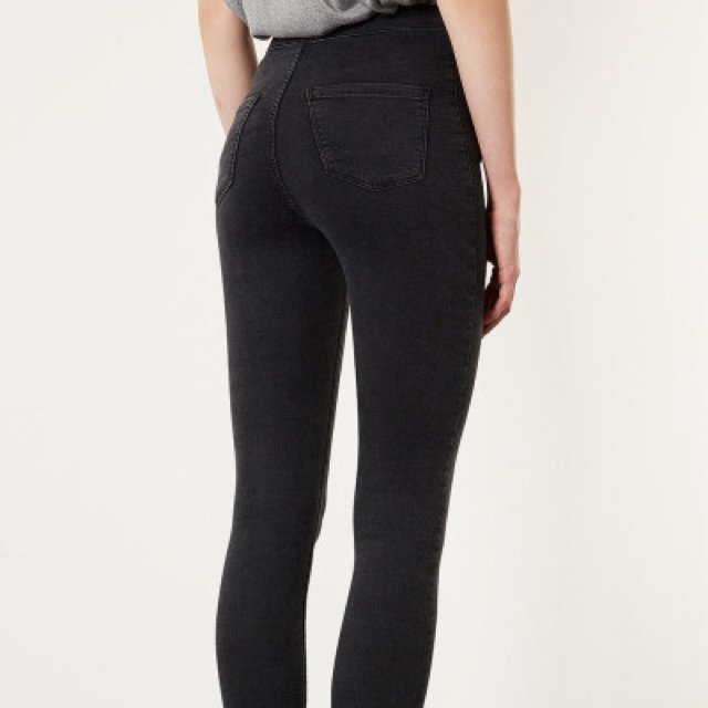 joni jeans black - Jean Yu Beauty