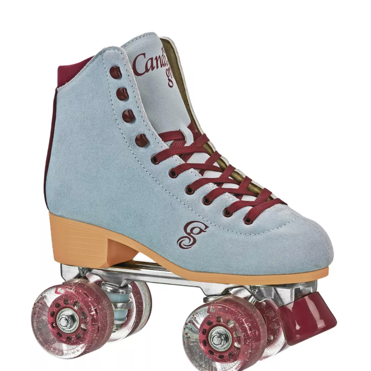 Product Image 1 - Candi Girl Suede Roller Skates