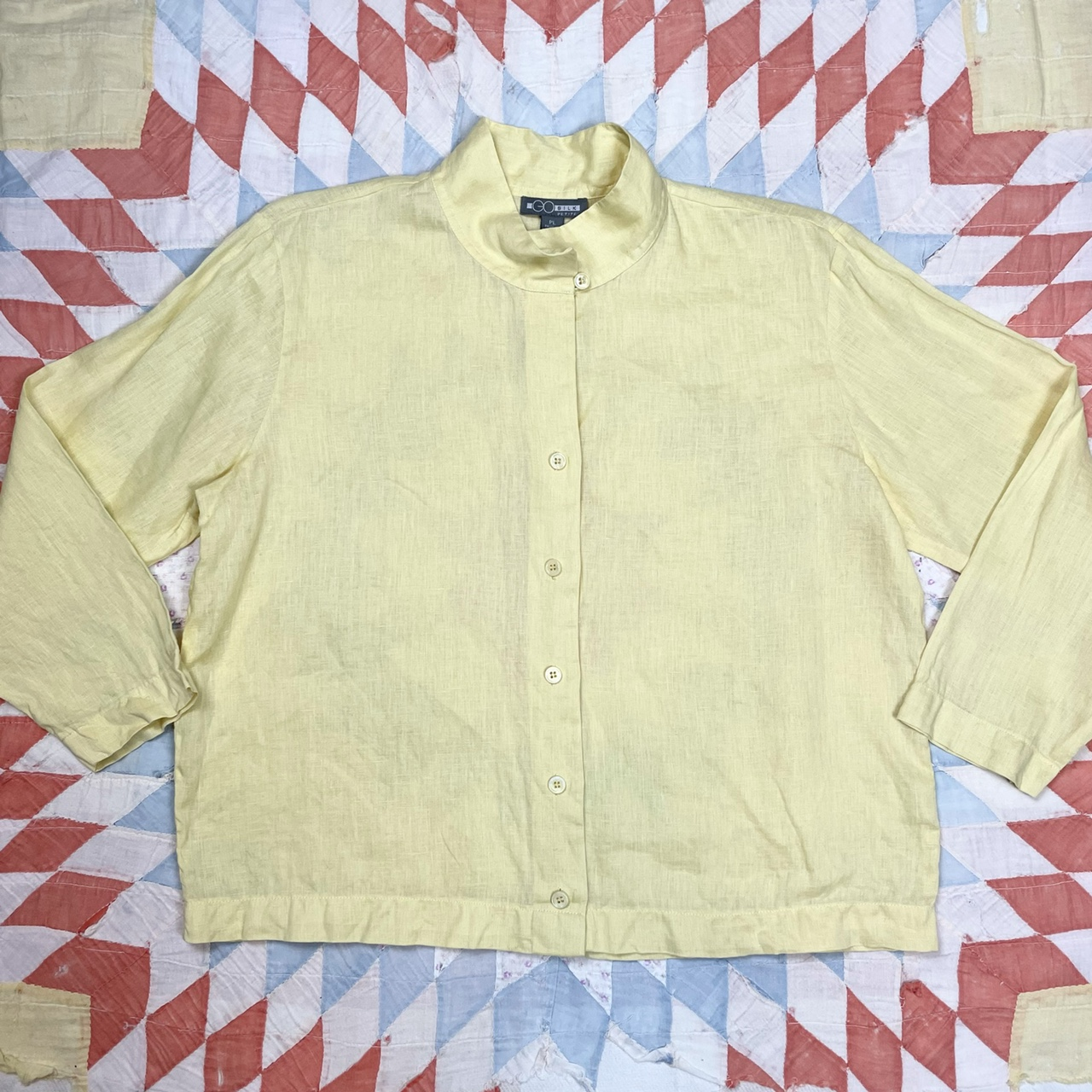Product Image 1 - Vintage 90s/2000s lagenlook style linen