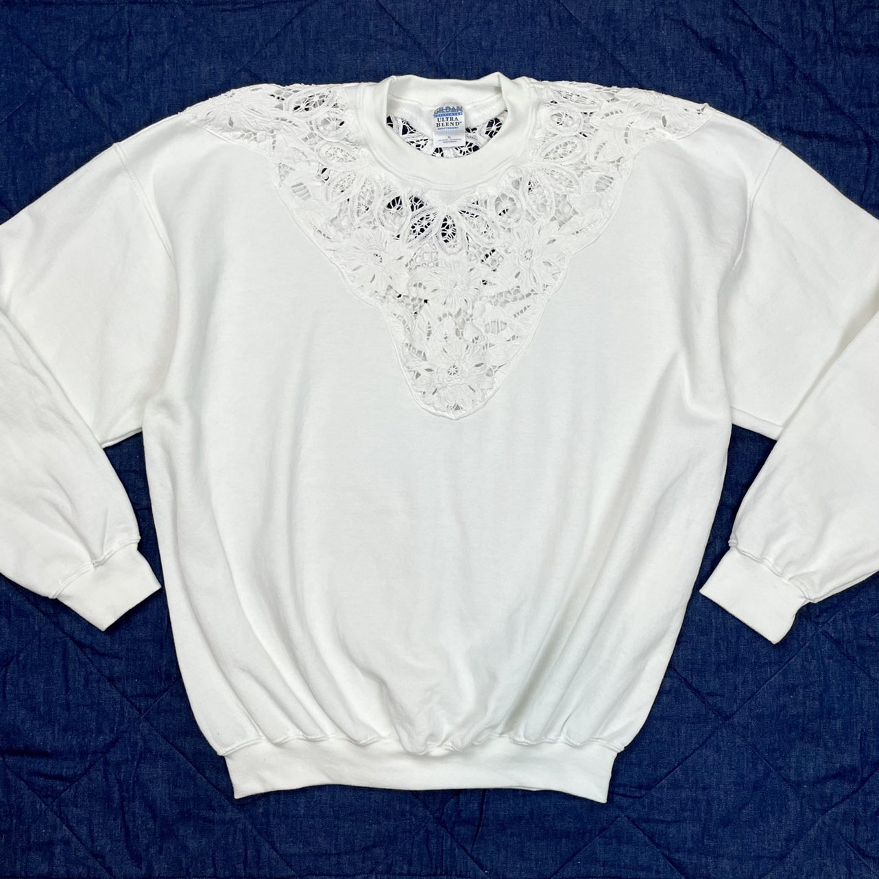 Product Image 1 - Gorgeous white lace doily inlaid
