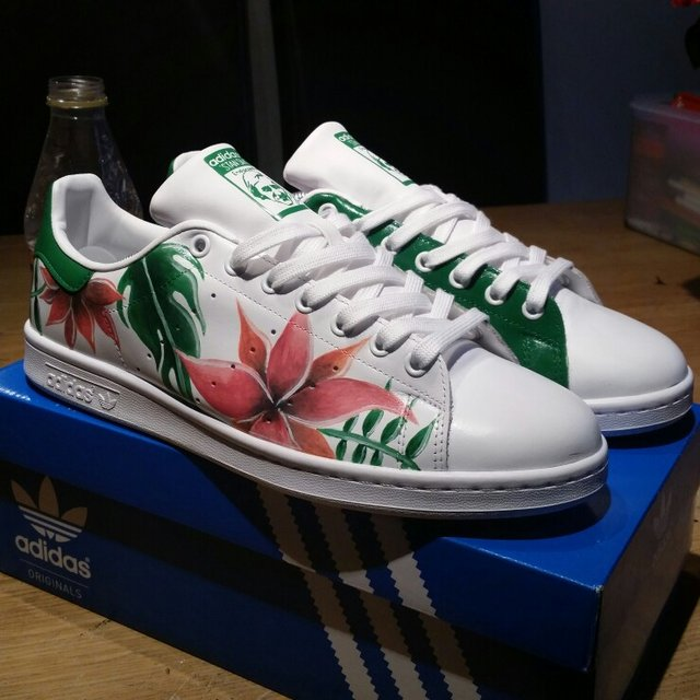 620f7d3f3e1 adidas custom stan smith