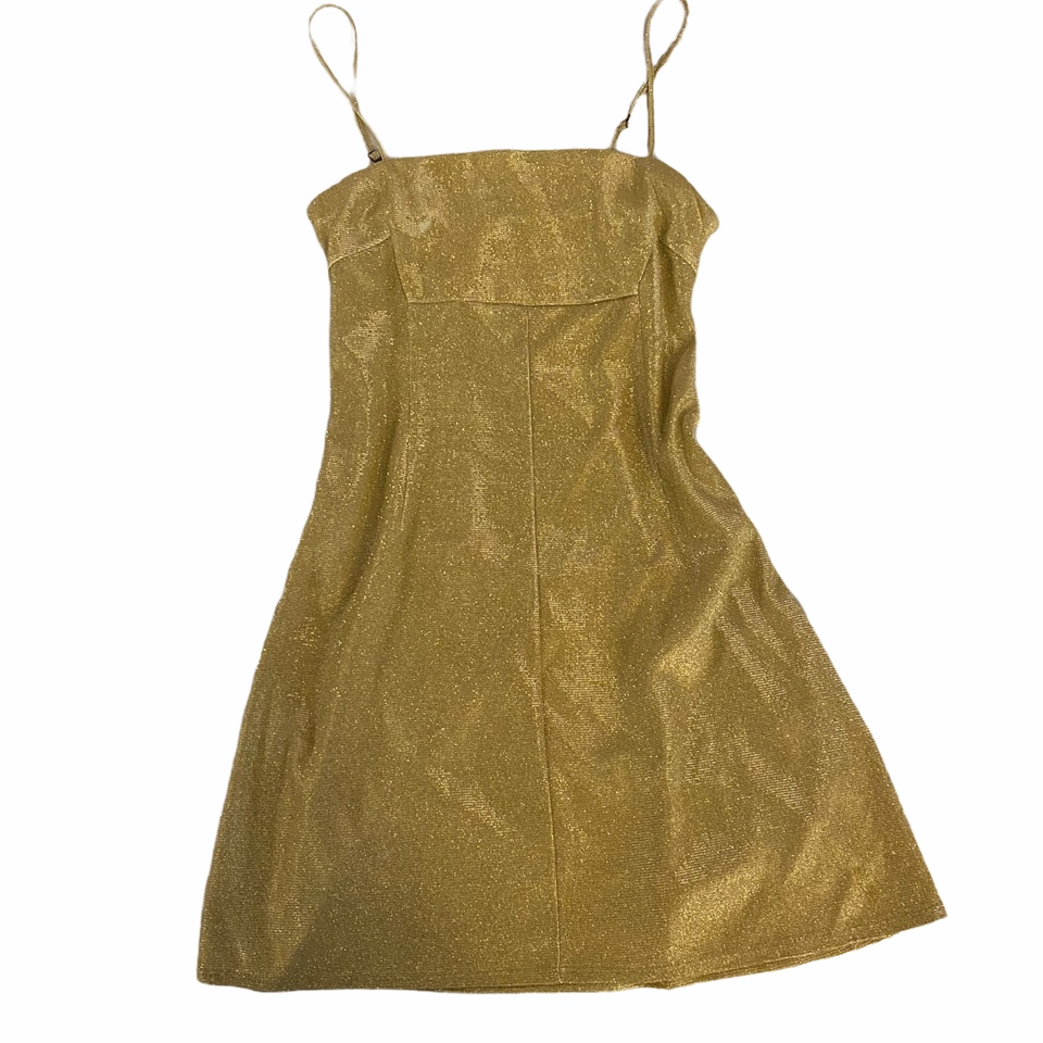 Product Image 1 - Gold Clubbing Dress