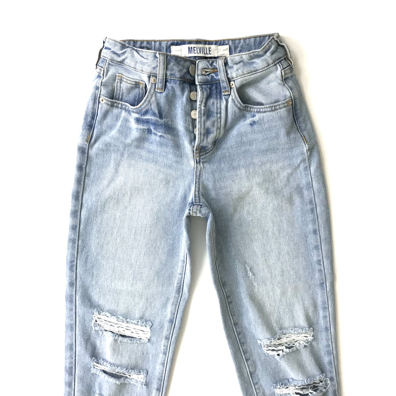 Product Image 1 - Brandy Melville Jeans  Brand new,