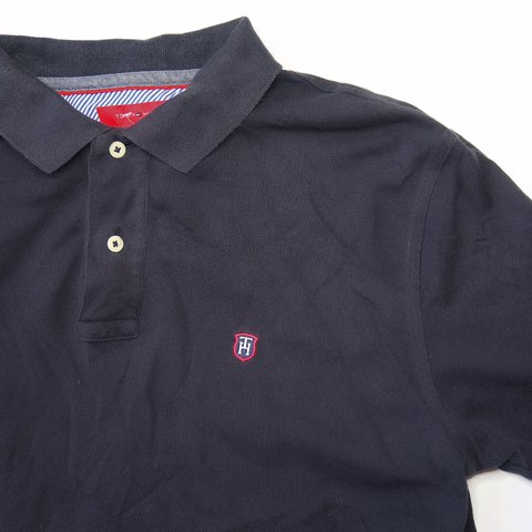 90f82210 @meganbxiley. 3 hours ago. Manchester, United Kingdom. Tommy Hilfiger Long  sleeved polo shirt ...
