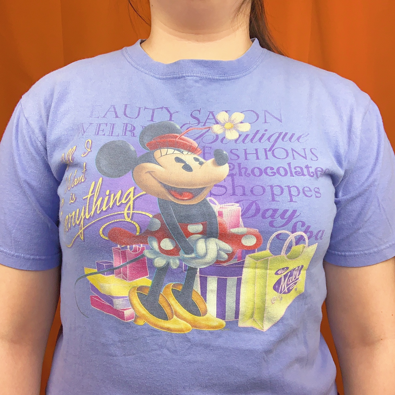 Product Image 1 - Y2k Minnie Mouse tee shirt