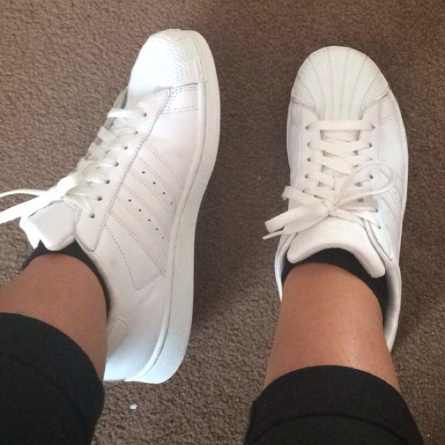 superstar 2 adidas size 6