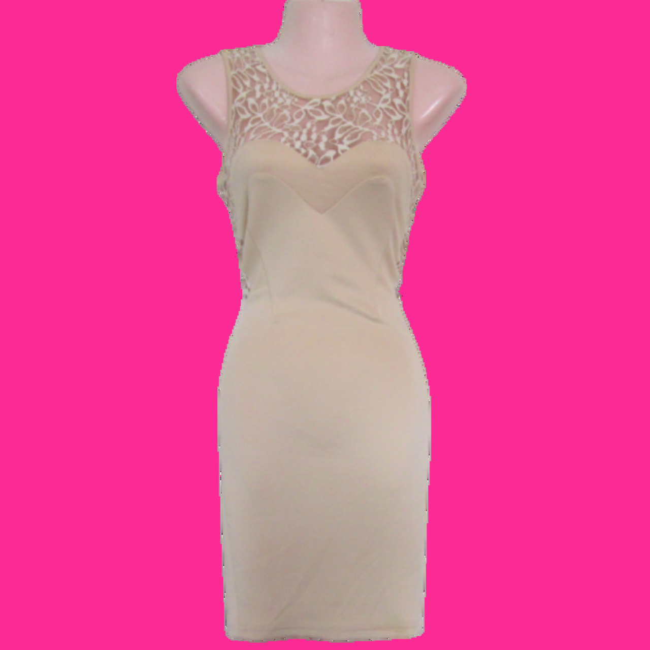 Product Image 1 - NEW nwt nude lace sexy