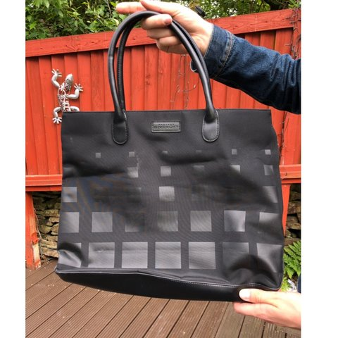 f04b4a57136 @mattybown. in 19 hours. Keighley, United Kingdom. Givenchy Parfums Black  Bag ...