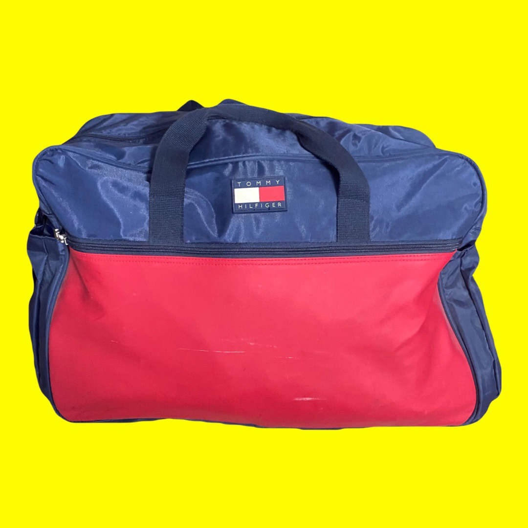 Product Image 1 - Vintage 90s Tommy Hilfiger Duffle