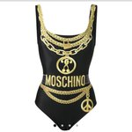 8f3874156376 100% authentic Moschino swimsuit brought